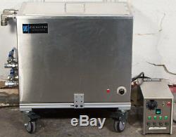 Zenith Ultrasonics T800-2H (800-2) Heated Ultrasonic Cleaner 40 kHz+80 kHz
